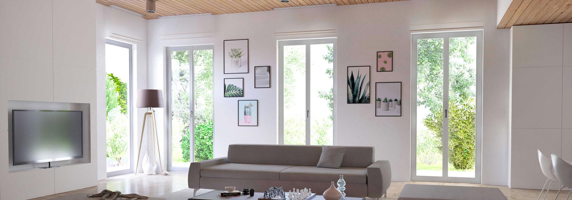 Le nuove finestre Konfortline di WnD